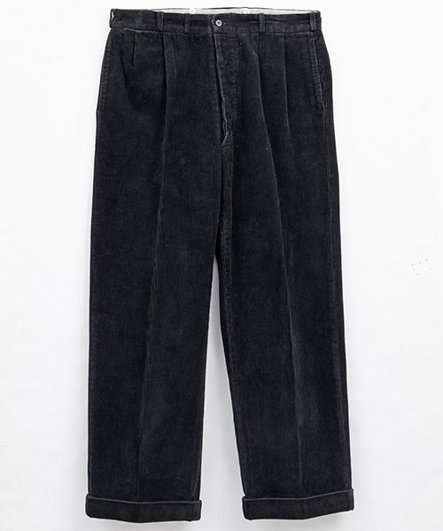 RAGTIME 2TACK TROUSERS  AGED CORDUROY (8W)