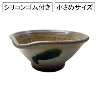 民芸すり鉢 4.5号(約14cm) 水玉柄