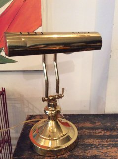 アンティークピアノランプ