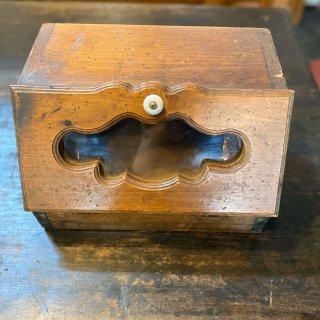 アンティーク ブレッドボックス 2