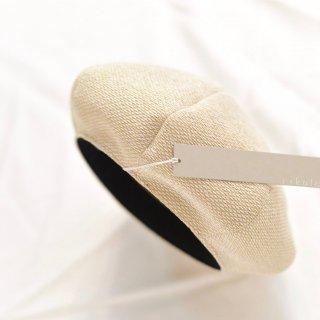 サシェミニ別注ベレー帽/rikolekt