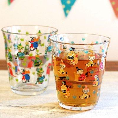 MOOMIN(ムーミン) 50's ヴィンテージ グラス ガラス タンブラー 250ml