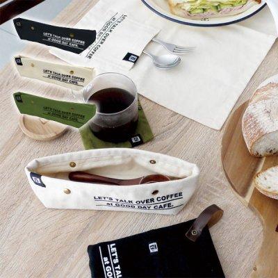 カトラリーケース スプーン フォーク お箸 収納 入れ物 カフェ風