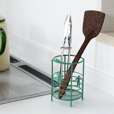 ツールスタンド キッチン 食器 調理器具立て スプーン 箸 食卓