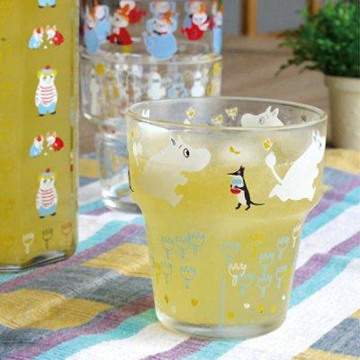 ムーミン スタッキングタンブラー ムーミン グラス コップ タンブラー ガラス製コップ