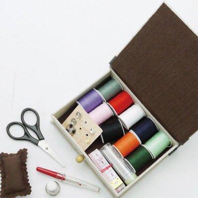 ソーイングボックス ソーイング 裁縫箱 セット
