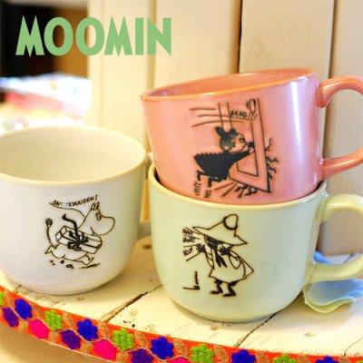 MOOMIN(ムーミン) コミック ストーン スープマグ マグカップ 450ml