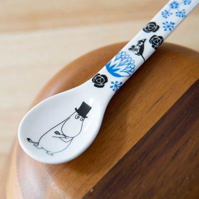 MOOMIN(ムーミン) フラワー 陶製スプーンセット【バラ売り】