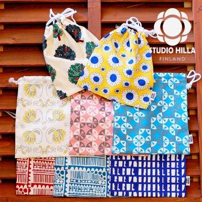STUDIO HILLA(スタジオヒッラ) 巾着袋(小)