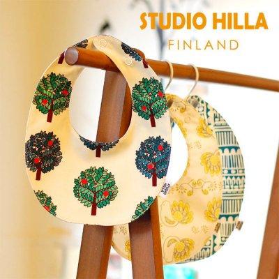 STUDIO HILLA(スタジオヒッラ) リバーシブルベビースタイ