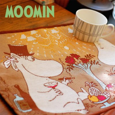MOOMIN(ムーミン) ディナータイム ゴブラン織り ランチョンマット