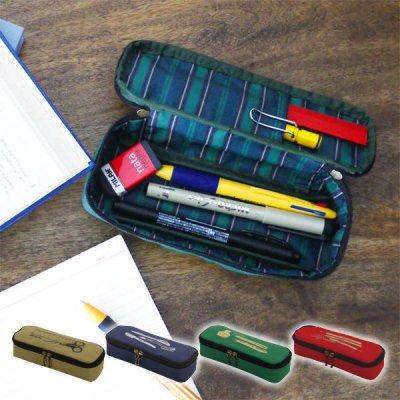ペンポーチ ペンケース 筆箱 文房具 小物入れ