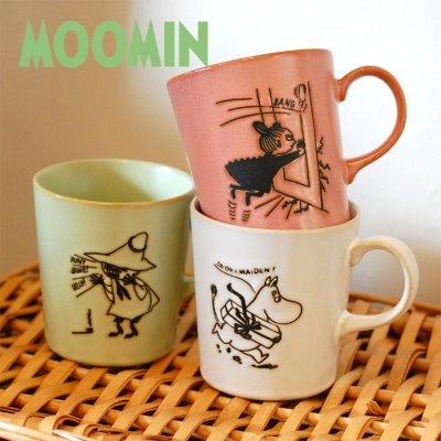 MOOMIN(ムーミン) コミック ストーン マグカップ 330ml
