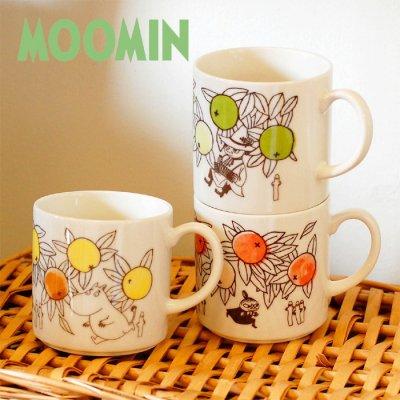MOOMIN(ムーミン) シトラスドット マグカップ 350ml