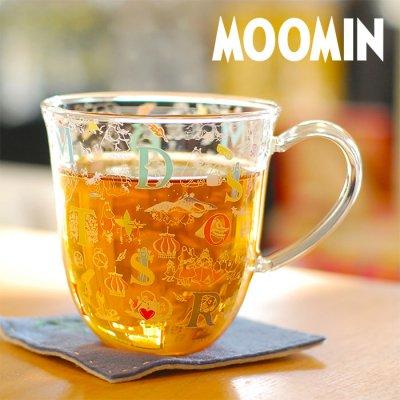 MOOMIN(ムーミン) ムーミンパパ・メモワール 耐熱ラウンドマグカップ