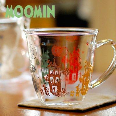 MOOMIN(ムーミン) NIGHTY NIGHT 耐熱ラウンドマグカップ