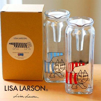 LISA LARSON(リサラーソン) ガラスポットL 1000cc