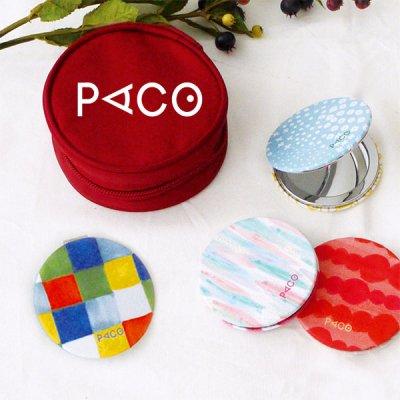 PACO コンパクトミラー