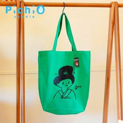 pichio candle(ピチオキャンドル) トートバッグM