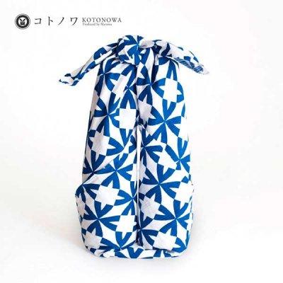 コトノワ風呂敷 コトノワ×ヴィータサロ ユホ 綿風呂敷 Nuppu(ヌップ)約90cm
