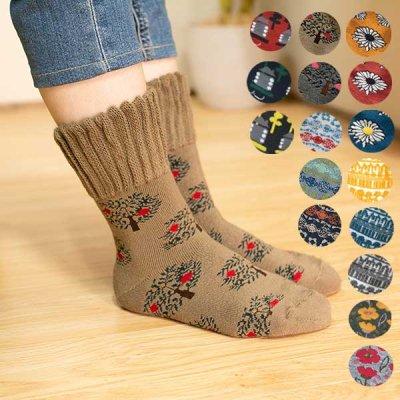 STUDIO HILLA(スタジオヒッラ) キエトア ソックス レディース 北欧おしゃれ&かわいい靴下