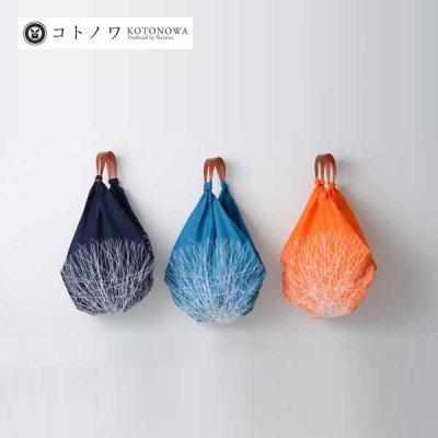 コトノワ風呂敷 コトノワ×アンキデザイナーズ TSUNAGU/バッグ/ROOTS(ルーツ)/約100cm