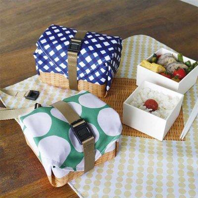 ランチクロス パターン 保冷保温 お弁当 包み 布 ランチポーチ