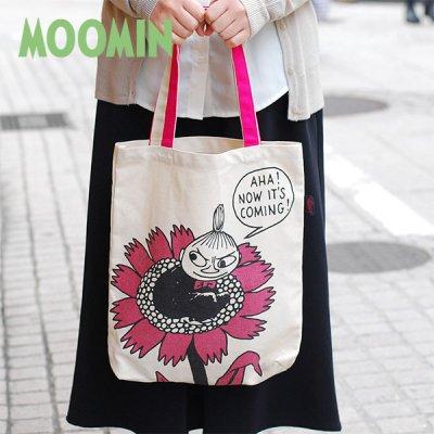 MOOMIN(ムーミン) グッディ リトルミイ バッグ 北欧おしゃれ&かわいいトートバッグ