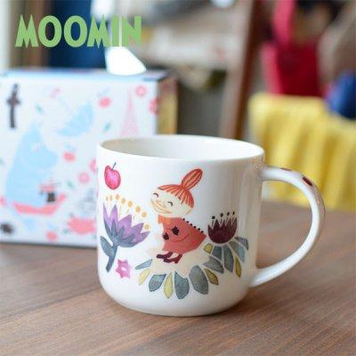 MOOMIN(ムーミン) ハーバリウム マグカップ 北欧おしゃれ&かわいいコップ