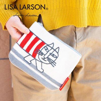 LISA LARSON(リサラーソン) ウォークイン マイキー ポーチ レディースのかわいい小さめポーチ