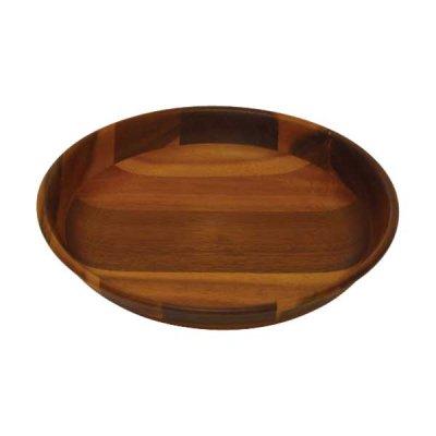 アカシア 丸深皿22cm