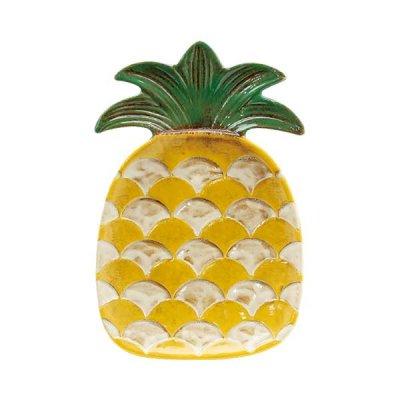 プレート (L) パイナップル