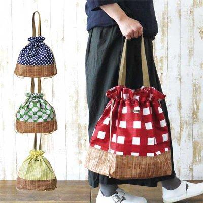 Olivia ショッピングバッグ