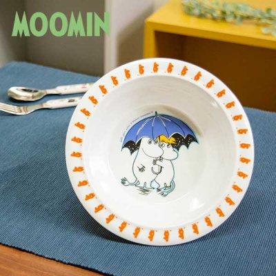 MOOMIN(ムーミン) プティジュールパリ メラミンボウル ムーミン&スノークのおじょうさん