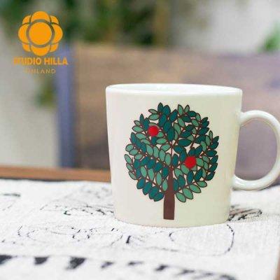 STUDIO HILLA(スタジオヒッラ) 陶器マグカップ 280ml 北欧おしゃれ&かわいいマグカップ