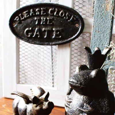 キャスト close the gate
