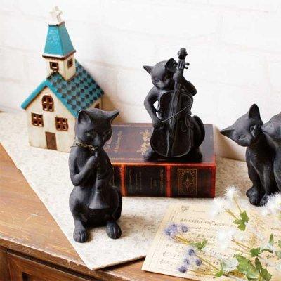 ブランガート ネコ ブラック