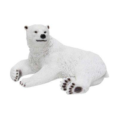 ソリッドオブジェ 白クマ A