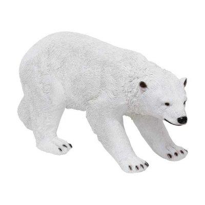ソリッドオブジェ 白クマ C