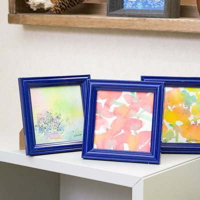 cHiYako(チヤコ) お洒落なインテリアになる水彩画 手に取りやすい小さめのサイズの水彩画