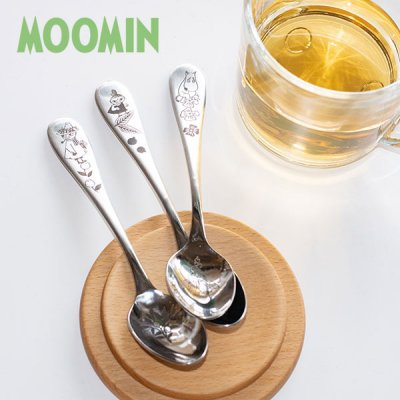 MOOMIN(ムーミン) ステンレススプーン ムーミンと仲間たちのスプーン