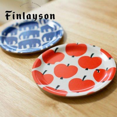☆Finlayson(フィンレイソン) 200周年デザイン白樺コースター