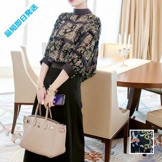 【即納】韓国 ファッション パンツ セットアップ パーティードレス 結婚式 お呼ばれドレス 秋 夏 春 パーティー ブライダル SPTX7230  エレガント シースルー ロ 二次会 セレブ きれいめ