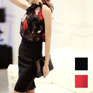 「クラシカルな佇まい」オフィスコーデをまとめるタイトスカート 夏 春 PTXA898