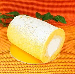 ロールケーキ(大豆ゼラチン含)