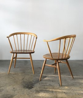 ERCOL Smokers chair  2set