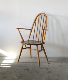 ERCOL  Quaker arm chair