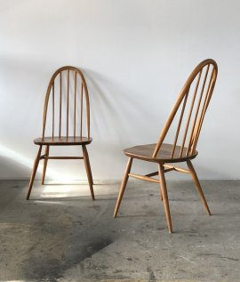 ERCOL  Quaker chair 2脚セット