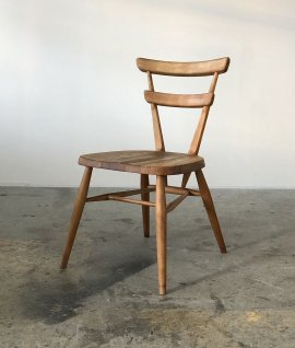 "Ercol Stacking Chair ""BLUE DOT"""