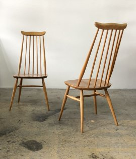 ERCOL Gold smith chair 2脚セット